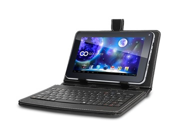 Tablet Orion 7 LCD QuadCore 1G 8GFlash Android 4.2 Negra + Keyboard Case (Teclado)