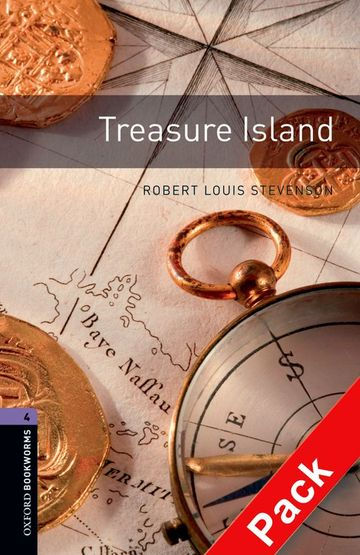 Oxford Bookworms 4. Treasure Island CD Pack ED08