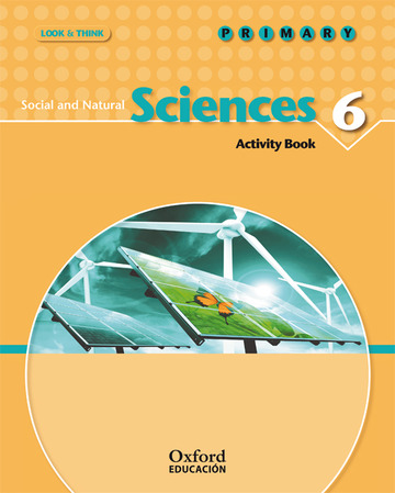 Look & Think Social and Natural Sciences 6th Primary. Activity Book