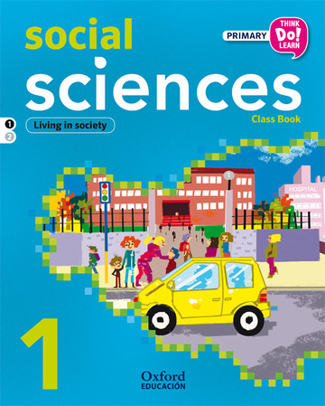 Think Do Learn Social Sciences 1st Primary. Class book Module 1