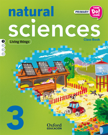 Think Do Learn Natural Sciences 3rd Primary. Class book Module 1