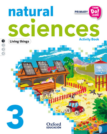 Think Do Learn Natural Sciences 3rd Primary. Activity book Module 1