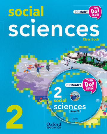 Think Do Learn Social Science 2nd Primary Student's Book + CD Andalucía