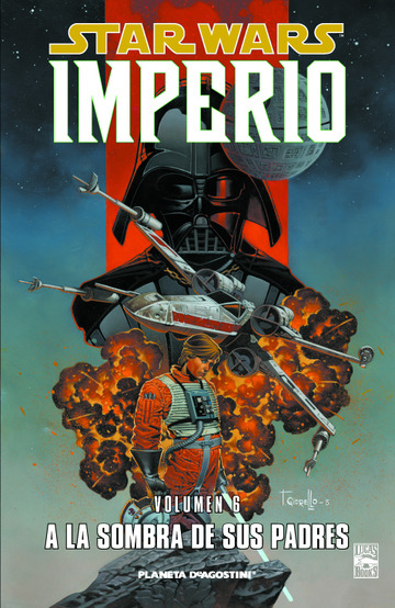 Star Wars Imperio nº 06/07
