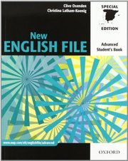 New english file advanced student´s pack wi
