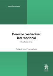 Derecho contractual internacional