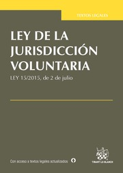 Ley de la Jurisdicci�n Voluntaria