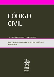 C�digo Civil 20� Edici�n 2016