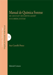 Manual de qu�mica forense. Ana Castell� Ponce.